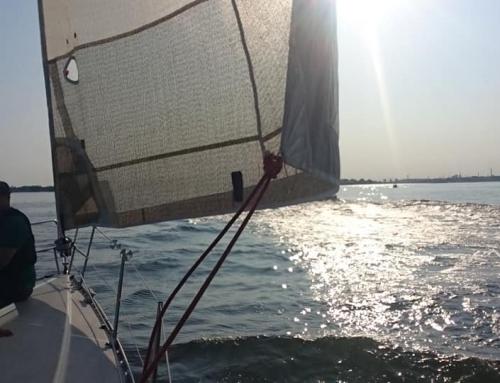 JCI Cosmopolis coastal sailing tour