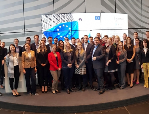 JCI European Know-How Transfer, Brussels – 2019